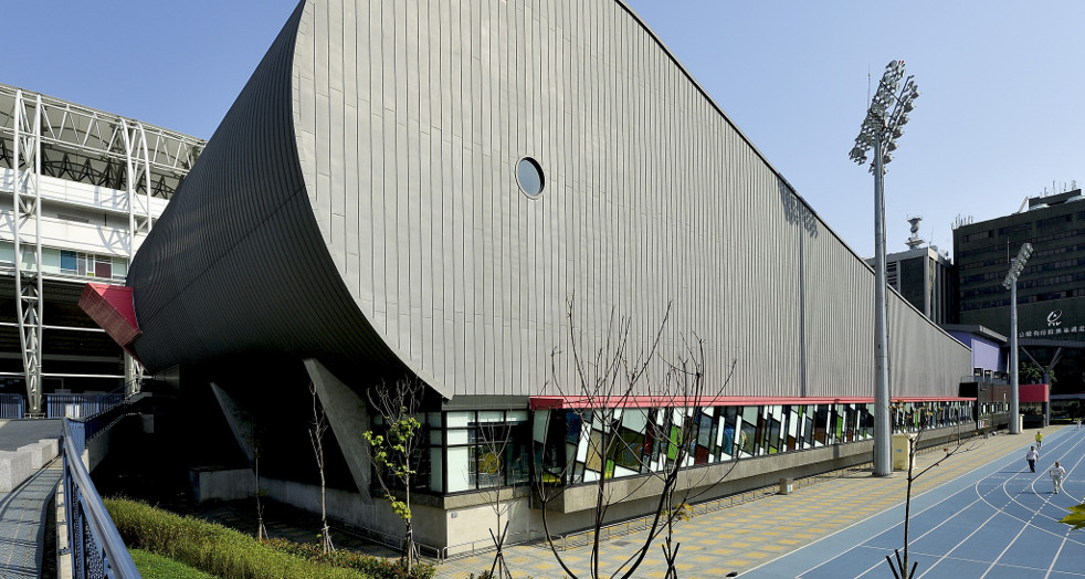 Songshan Sports Center, Taipei