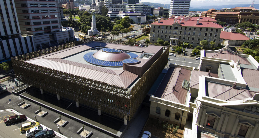 Supreme Court of New Zealand, Wellington